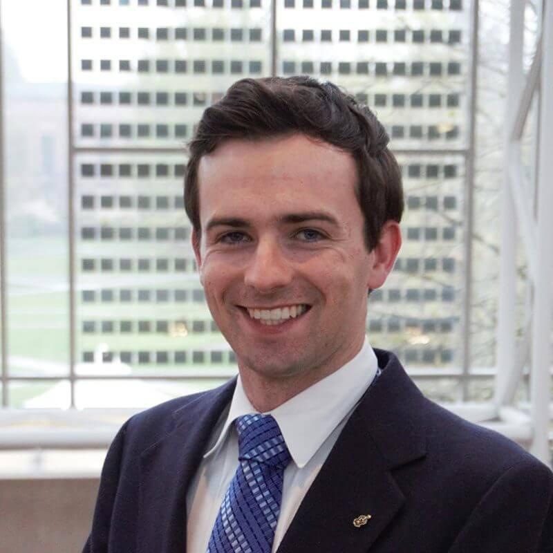 Andrew Karcher, Division Assistant